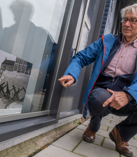 Foto's in etalages brengen oorlogstijd terug in Vlissingen