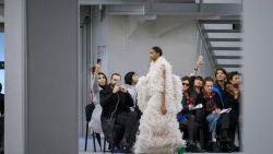 Balenciaga gaat opnieuw starten met haute couture