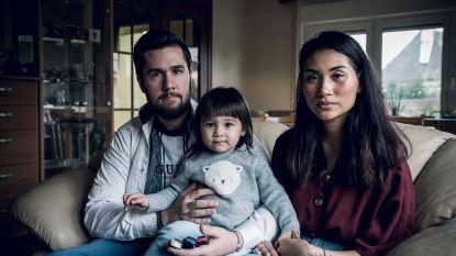 """Limburgs koppel verliest twee kindjes in vier maanden: """"Ooit moeten we onze dochter vertellen dat ze broertje en zusje had"""""""