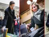 Politieke kopstukken stemmen op de 'dag van de lokale partij'