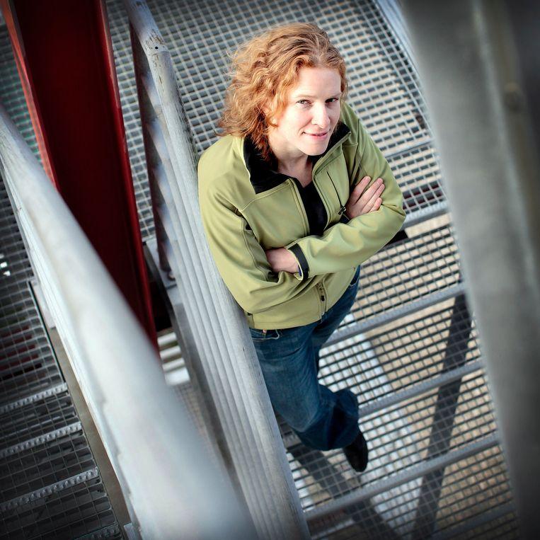 Milieukundige Heleen de Coninck Beeld Hollandse Hoogte / Bart Muhl