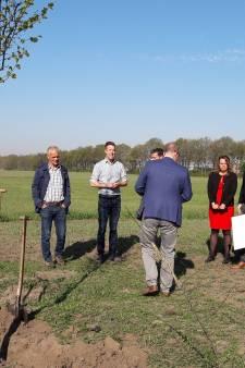 Rucphense natuur krijgt oppepper met nieuw bomenzone