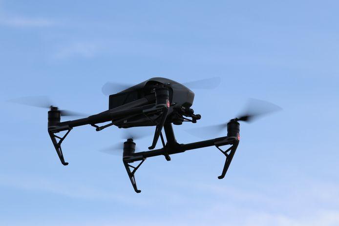Drone Haven van Antwerpen