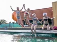 Mooi weer: zwembad De Peppel in Ede extra open