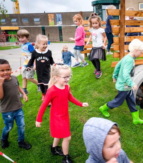 Zes ton subsidie om schoolpleinen groener te maken, mits plein openbare speelplek is