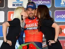 Colbrelli klopt Gaviria en Sagan in spektakelsprint