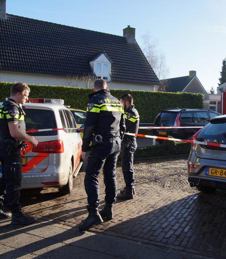 Dode gevonden in pand in Vlijmen waar gisteren Rolls Royce in brand in vloog