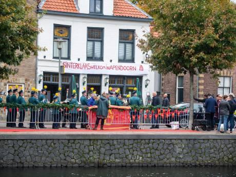 'Circus Sinterklaas' is al in Apeldoorn