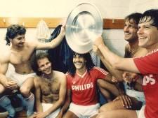 De eredivisie was in 1987 thuis veel minder spannend voor de PSV-fans dan nu