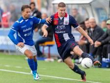 Valse start voor GVVV tegen Excelsior Maassluis