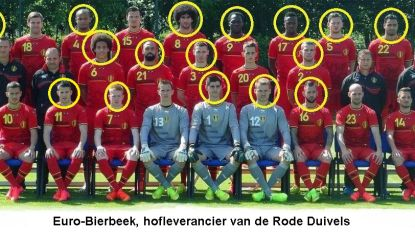 Van klein voetbaltornooi tot tornooi met internationale allure: helft van Rode Duivels speelde nog in Bierbeek