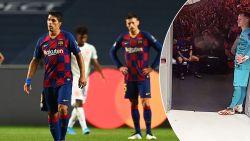 Foto ontredderde Messi gaat wereld rond, internationale pers snoeihard voor ontstellend zwak Barcelona