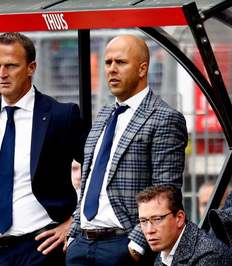 Bergentheimer Arne Slot slaagt voor cursus en kan hoofdtrainer worden