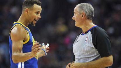 Eén weekje NBA: goed voor 150.000 dollar aan boetes