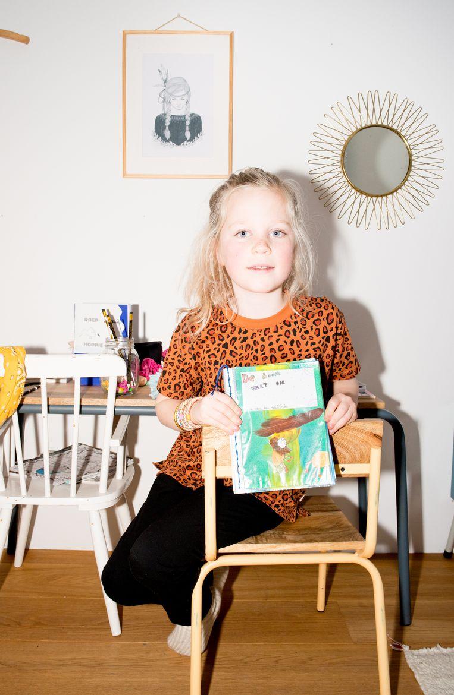 Nina van den Wall Bake (8): 'Het voelt fijn als ik kan helpen.' Beeld Marjolein van Damme