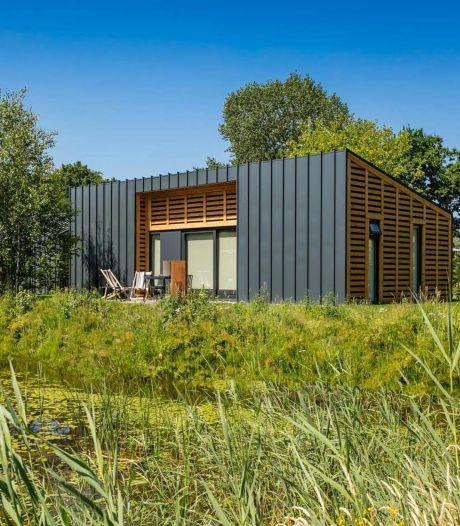 Dit bedrijf laat collega's 'thuiswerken' in vakantiehuisje middenin de natuur