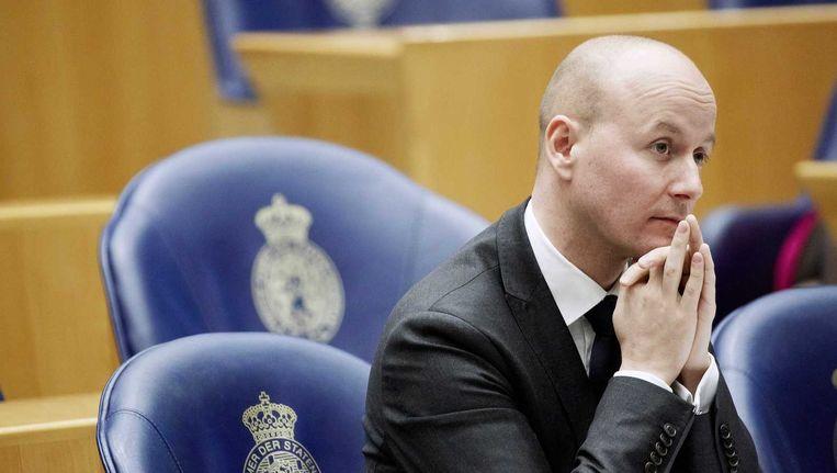 De commissie integriteit van de VVD gaat onderzoek doen naar het declaratiegedrag van Tweede Kamerlid Mark Verheijen tijdens zijn vorige politieke leven als gedeputeerde van Limburg. Beeld anp