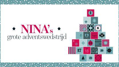 Dag 6: doe mee aan NINA's grote adventswedstrijd!