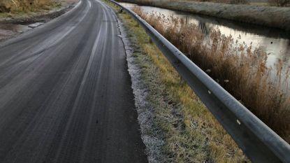 Nieuwpoort heeft zijn sneeuwlijn geopend voor de bestelling van strooizout