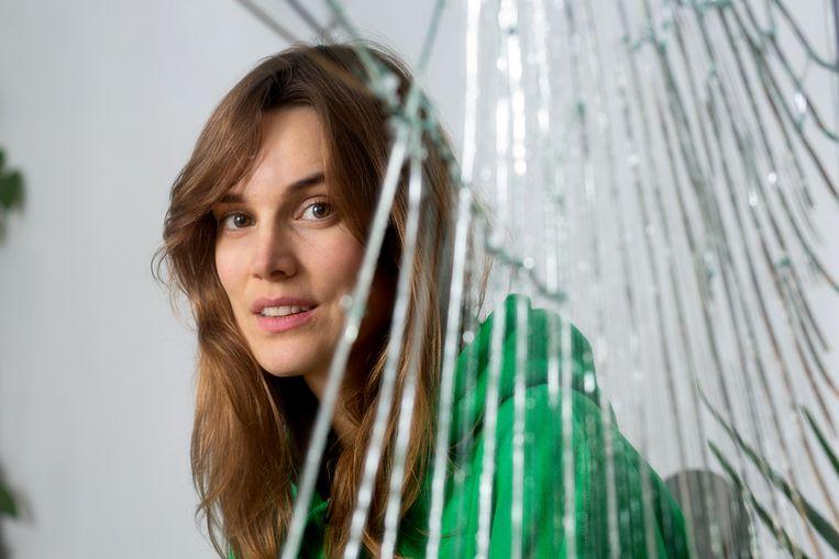 In de documentaire 'Mijn seks is stuk' onderzoekt videomaker Lize Korpershoek de wortels van haar weerzin tegen seks. Beeld Maartje Geels