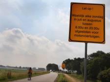 Motorverbod: 'Wonder nodig om impasse te doorbreken'