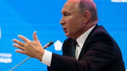 "Poetin noemt vergiftigde dubbelspion Skripal ""stuk uitschot"" en ""landverrader"""