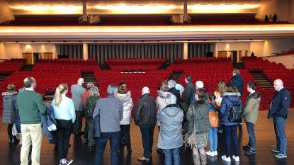 Meer dan 1.000 mensen ontdekken het Kursaal achter de schermen