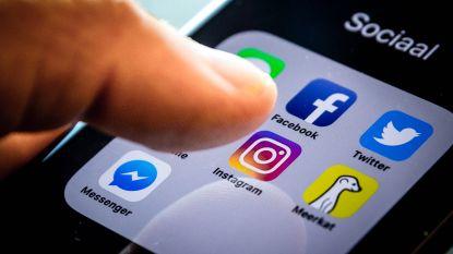 Facebook en Instagram kampen met storingen