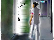 Grote angst voor Abu (28) met schizofrenie, PTSS én psychoses: 'Hij heeft zóveel kapotgemaakt bij me'