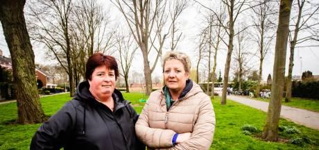 Bewoners vrezen al jaren voor broze bomen in Puttershoek