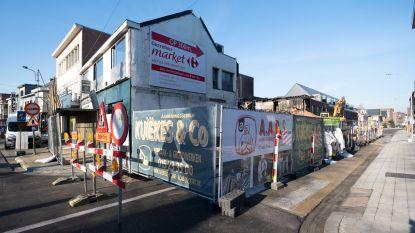 """Asbestleiding gevonden in afgebrand pand centrum: """"Geen gevaar voor buurt"""""""