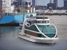 Rotterdam kan weer vanaf het water worden bewonderd: Spido kiest maandag voor het ruime sop