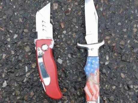 Vrouw en kinderen bedreigd door man in Yerseke: 'Hij zei dat hij werd gepest en zwaaide met een mes'