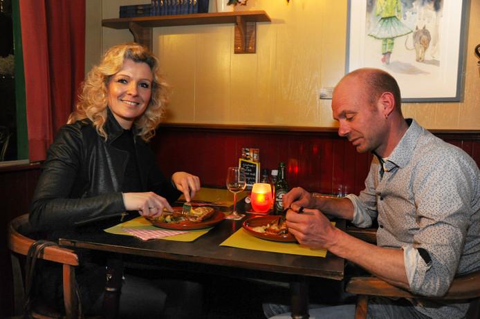 Restaurant In de Gouwe Gheijt.
