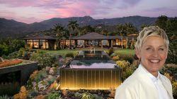 BINNENKIJKEN. Ellen DeGeneres telt maar liefst 23,7 miljoen euro neer voor deze villa