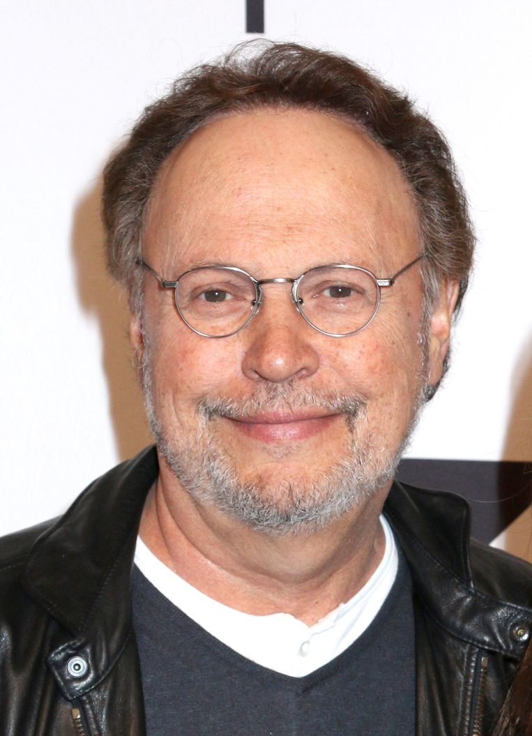 Billy Crystal tijdens het 2018 Tribeca Film Festival in 2018.