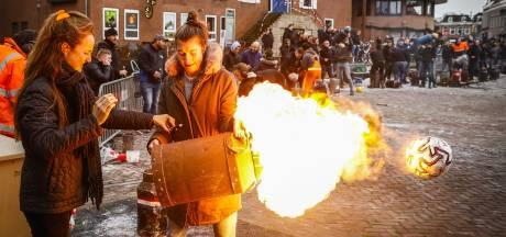 Beheerder 't Olde Staduus Genemuiden heeft last van zijn gehoor na aanslag met zwaar vuurwerk