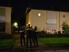 Bewoners Almelose woning in de nacht opgeschrikt door enorme explosie