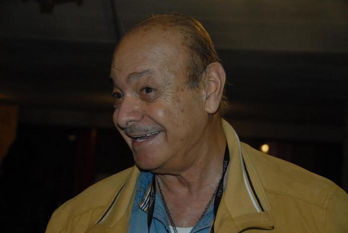 De Egyptische professor Dr. Hassan Khalil is een echte goeroe op het gebied van belly dance