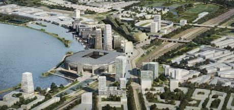 Wethouder gaat in gesprek: wat gebeurt er met Feyenoord City als stadion niet doorgaat?