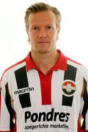 Kolkka in het shirt van Willem II (niet het bewuste seizoen)