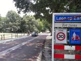 Veel kritiek op nieuwe fietsstraat over Kloosterstraat in Loon op Zand