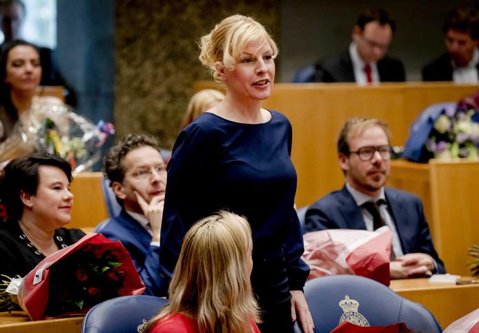 PvdA-Kamerlid Attje Kuiken (PvdA).