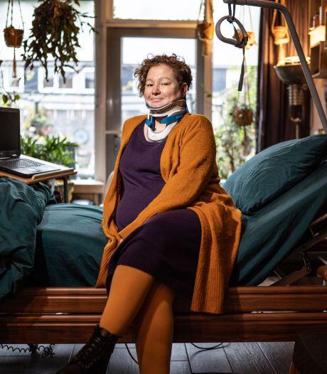 Ilona uit Huissen gaat met reuzesprongen vooruit; 'Ze ligt alleen nog in bed om even uit te rusten'