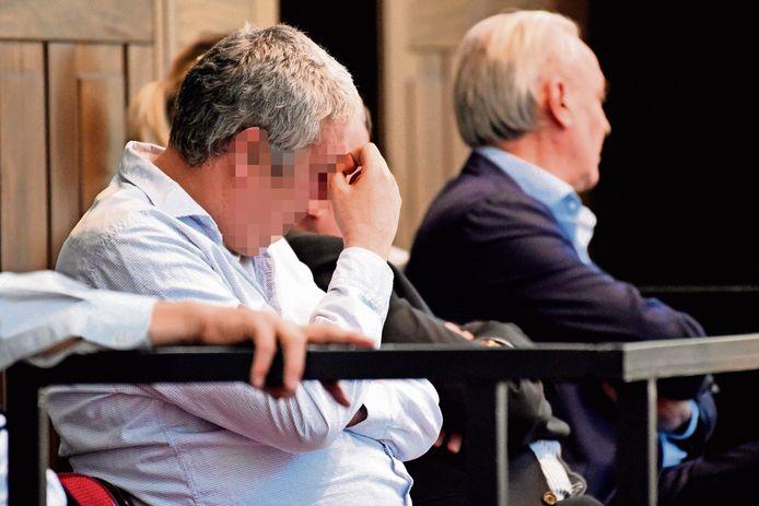 Rechter Els D'Hooghe over Evert de C.: ,,Hij  'lacht met justitie', werkt niet mee en pleegt misdrijven puur uit winstbejag.''