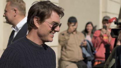 Ondanks coronacrisis: Tom Cruise op de set van 'Mission: Impossible 7'