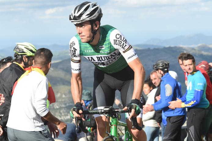 Alex Aranburu is een van de bekendste renners van Caja Rural.