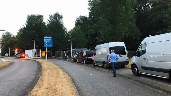Nataschja Scheeres uit Epe werd gevonden in een sloot langs de Stevenhofsdreef in Leiden