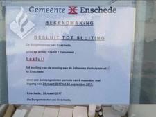 Burgemeester Enschede sluit woning in 't Diekman na vondst drugs