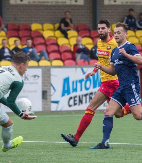 DUNO loot UNA in eerste kwalificatieronde KNVB-beker